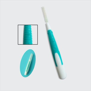 Rubber Soft Handle Interdental Brushes