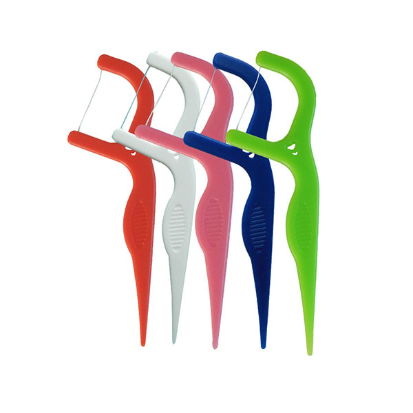 Comfortable Grip CE Approved Dental Floss Picks Featured Image